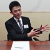 石川 茂先生さん